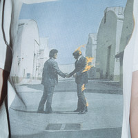 Pink Floyd Wish You Were Here Top - Just In