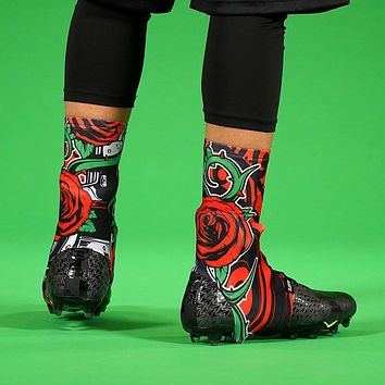 Bed of Roses Spats / Cleat Covers