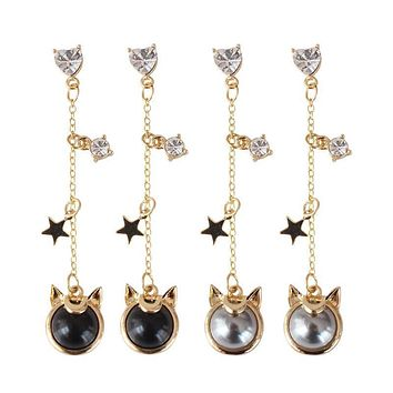 Sailor Moon Cat Earrings