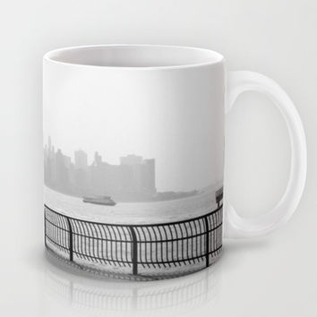 New York Mug by Kayleigh Rappaport