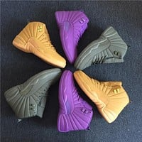 Air Jordan 12 Retro High Frequency Sneaker Shoe 41 47