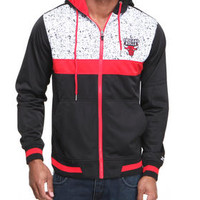 Chicago Bulls Bugsy Zip Hoody by NBA, MLB, NFL Gear