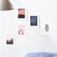 Deny Designs Set of 5 Art Prints, Multi