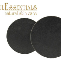 Organic Soap - Face Soap with Activated Charcoal - Vegan - Natural and Organic Skin Care - Acne - Dry Skin - Sensitive Skin - Oily Skin