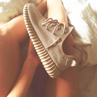 """""""Adidas"""" Women Yeezy Boost Sneakers Running Sports Shoes H Z"""