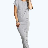 Ellie Draped Maxi Dress