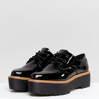 Sixtyseven Chunky Sole Lace Up Shoes at asos.com