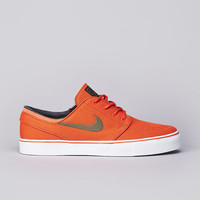 Flatspot - Nike SB Stefan Janoski Urban Orange / Medium Olive - Black
