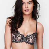 Eyelash Lace Unlined Demi Bra - Very Sexy - Victoria's Secret