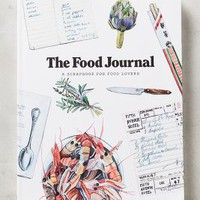 The Food Journal by Anthropologie in Red Size: One Size Books