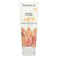 Derma E Body Lotion, Jasmine Vanilla - 8 Oz