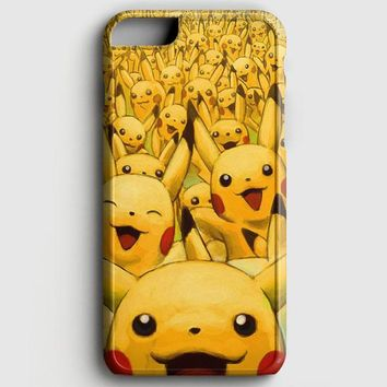 Pikachu Pokemon Wallpaper iPhone 6 Plus/6S Plus Case
