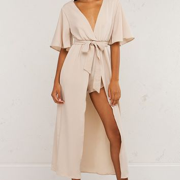 Fancy Romper For Night Looks