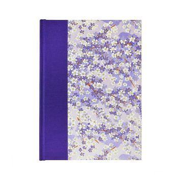 Address Book  Large  Shades of Lavender