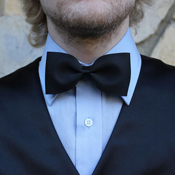 clip on bow tie