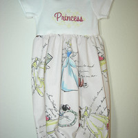 Princess Embroidered Layette