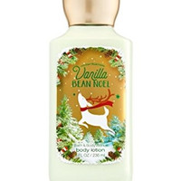 Bath & Body Works Shea & Vitamin E Lotion Vanilla Bean Noel