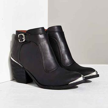 Jeffrey Campbell Maverick Moto Leather Boot