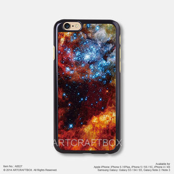 Colorful Galaxy iPhone 6 6Plus case iPhone 5s case iPhone 5C case iPhone 4 4S case 027