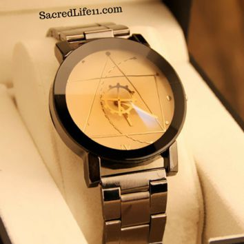 Golden Ratio Quartz Watch