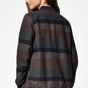 Vans Colonel Wool Blend Varsity Jacket at PacSun.com