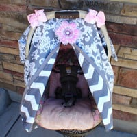 Carseat canopy FREE shipping today