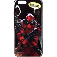 Marvel Deadpool Sure Yeah Whatever iPhone 6/6s Case