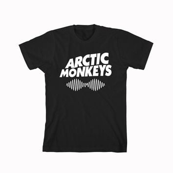 Arctic Monkeys Premium Tour Logo  t-shirt unisex adults