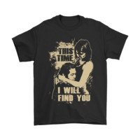 The Time I Will Find You The Walking Dead Shirts