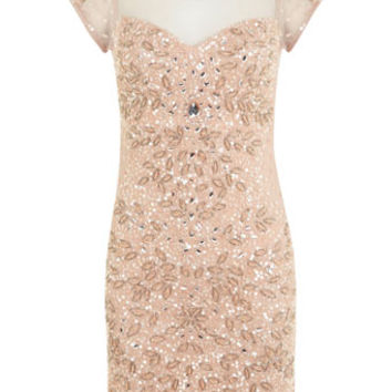 Nude Mia Sweetheart Dress - New In