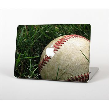 The Grunge Worn Baseball Skin Set for the Apple MacBook Air 11""