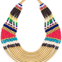 Glen Tribal Necklace