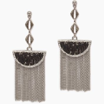 The Cielo Earrings - Silver