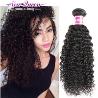 Brazilian Virgin Hair Rosa Hair Products Kinky Curly Virgin Hair Grade 7a unproc