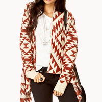 On the Range Draped Cardigan