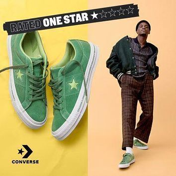 Converse One Star Ox Pinstripe Casual Shoes 159816C