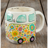 Natural Life Folk Mug - Van