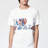 On The Byas Fern Pieced Pocket T-Shirt at PacSun.com