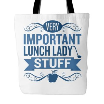 Lunch Lady - Important Stuff