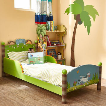 Fantasy Fields - Sunny Safari Toddler Bed