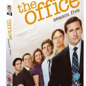 DCCKWA2 The Office: An American Workplace - Season 5 [DVD]