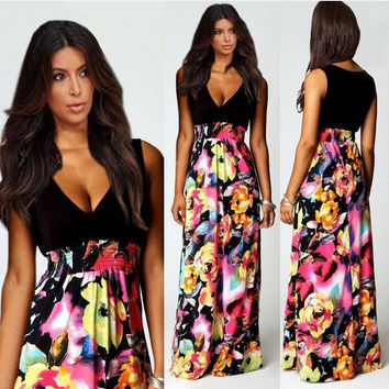 New Fashion Summer Sexy Women Mini Dress Casual Dress for Party and Date = 4725316996