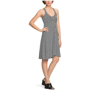 Nau Compleat Stripe Dress - Women's
