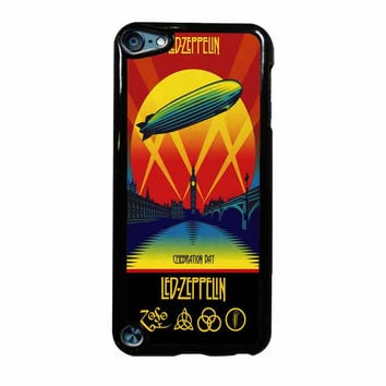 Led Zeppelin Poster iPod Touch 5th Generation Case