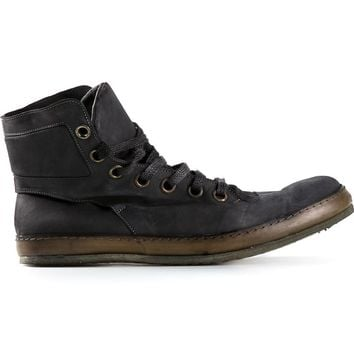 A Diciannoveventitre mid-top trainers