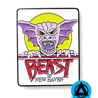 Beast Of New Haven Pin