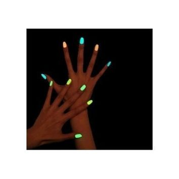Glow-in-the-dark Nail Polish [8096931911]