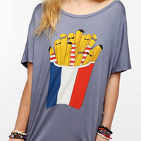 Lords Of Liverpool French Fries Tunic Tee