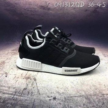 CREY1O Best Deal Online Adidas NBHD x INVINVIBLE Boost NMD XR1 PK W Women Men Running Shoes C