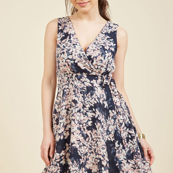 Sweetly Sway Wrap Dress
